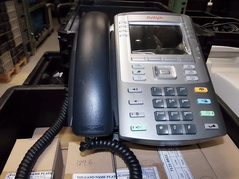 AVAYA IP telefon